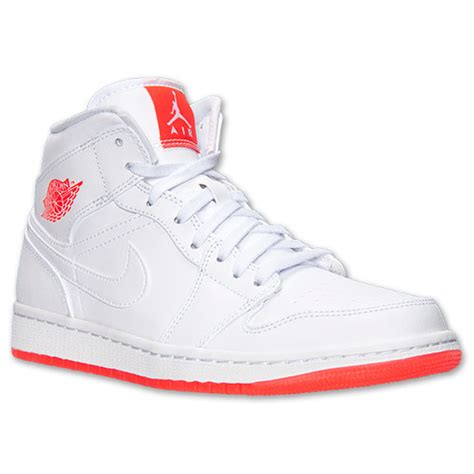 Air 1 White 1 air 1 mid white infrared 23 available now weartesters