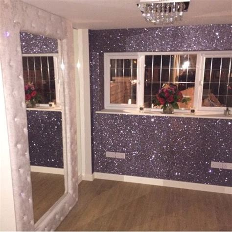 glitter wallpaper decorator glasgow 8 best ideas for the house images on pinterest glitter