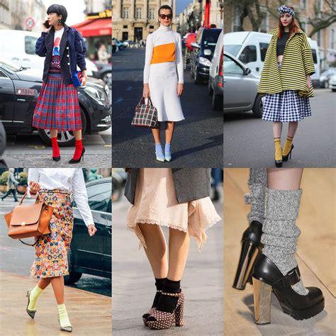 Caiso Kaos Kaki Kerja Gaya Abu heels socks tren tahun 80 an kembali eksis dengan tilan yang lebih update popbela