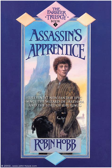 assassins apprentice farseer trilogy john howe illustrator portfolio home printed matter robin hobb the farseer trilogy