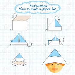 How To Make A Paper Samurai Helmet - top hat origami choice image craft decoration ideas