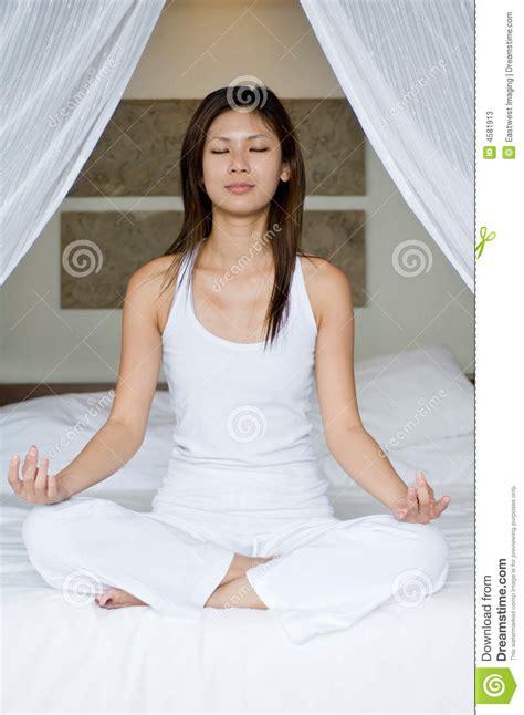 meditate before bed meditate before bed stock image cartoondealer com