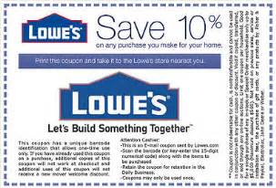 lowes 10 off coupons of your purchase online exp 04 15