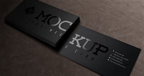 card template psd 3d psd business card mockup vol5 psd mock up templates