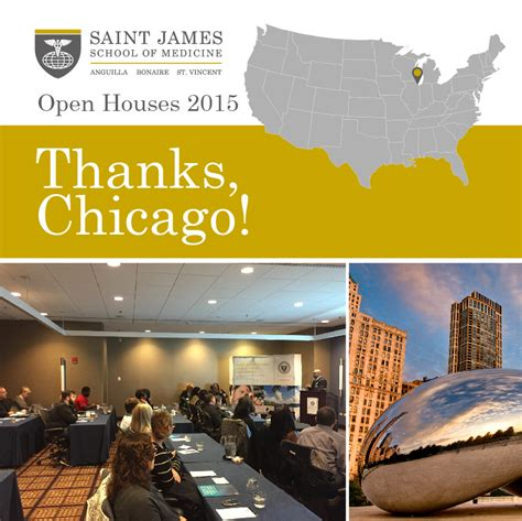 Of Chicago Mba Open House by Sjsm Wraps Up Its Chicago School Open House