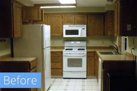 sears home services kitchen makeover