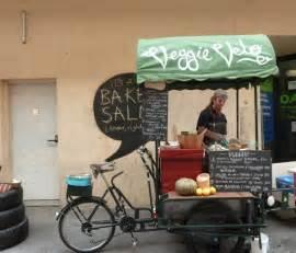 Kitchen Trolley Adelaide by Veggie Velo Vegetarian Food By Cargo Bike In Adelaide