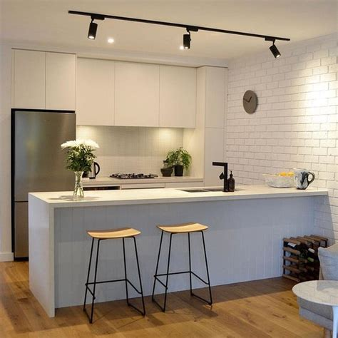 kitchen track lighting ideas 32 cool and functional track lighting ideas digsdigs