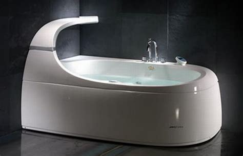 high tech bathtubs that drench you with luxury home