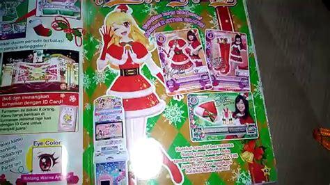 Kartu Aikatsu Versi 14 Aikatsu Mix Versi 4 Versi 5 Card Collection