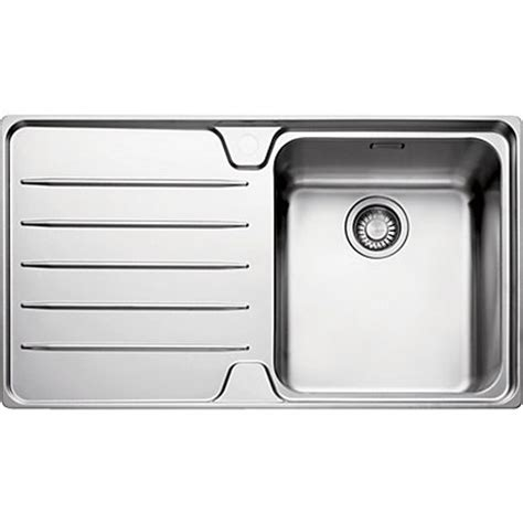 homebase kitchen sinks franke laser 611 stainless steel kitchen sink 1 bowl