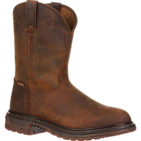 rocky boots for rocky s original ride roper western boot style 1108