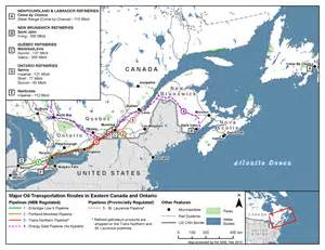 pipelines in canada map neb feature article understanding the production