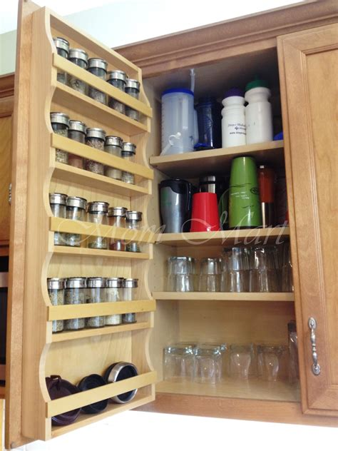 kitchen cabinet organizers diy mom mart diy kitchen organization