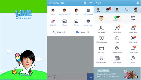 theme line android exo kumpulan tema theme line k pop di android artikel