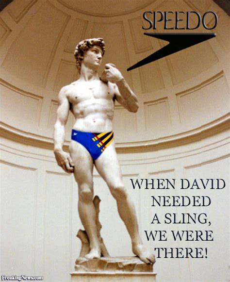 michelangelo s david to wear pants in japanese town tokyo times funny speedo pictures freaking news