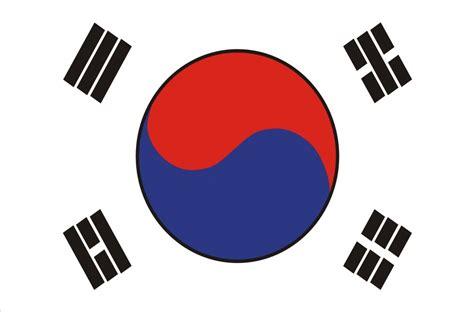 Kape Plastik Korea 13 Cm sydkorea flag 90 x 150 cm