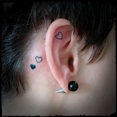 28 small heart tattoo designs ideas design trends