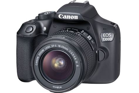 Dslr Canon 1300d canon eos 1300d digital slr with 18 55mm is ii lens