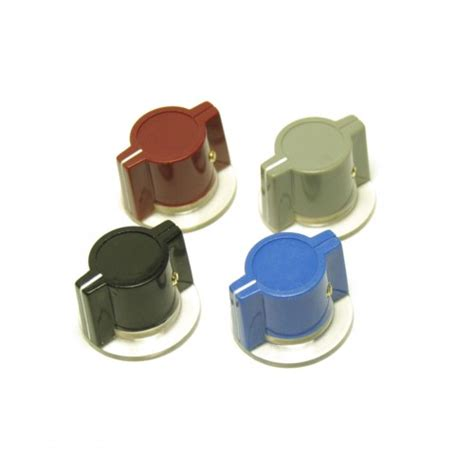 Neve Knobs by Diy Parts For Diy Studio Guitar Gear