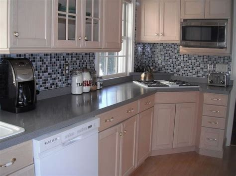 Kitchen Backsplash Tile Decals Kitchen Backsplash It S Not Tile It S A Decal Kitchen