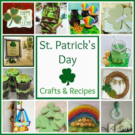 st s day and crafts st s day crafts and recipes