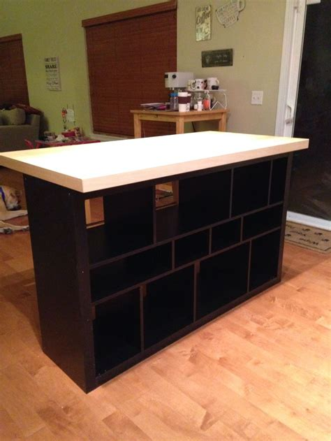 Idea Kitchen Island Ikea Hack Kitchen Ikea Hacks And Kitchen Islands On Pinterest