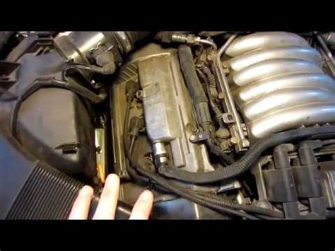 vw  passat   pcv system replacement youtube