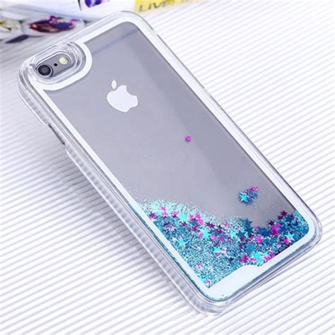 Water Glitter Iphone 5 6 6 72 accessories nwt iphone 6 glitter water from