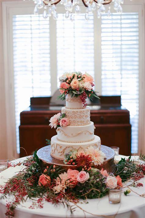 wedding cake table display 20 inspiring wedding cake display tables mon cheri bridals