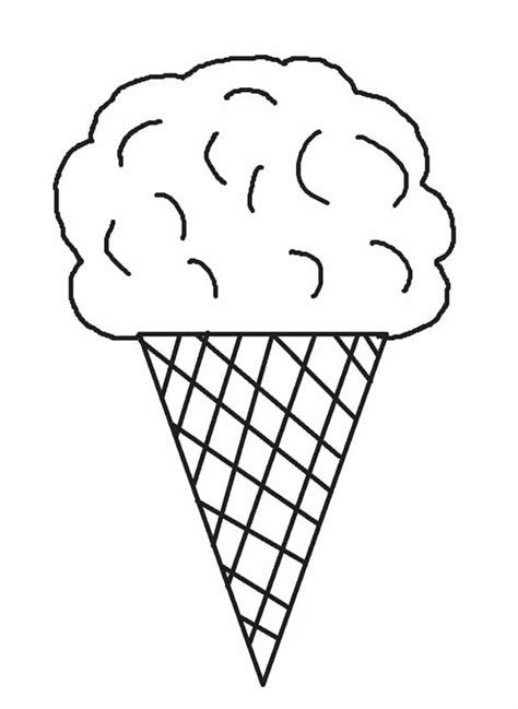 coloring pages of ice cream cones free printable ice cream coloring pages for kids cool2bkids