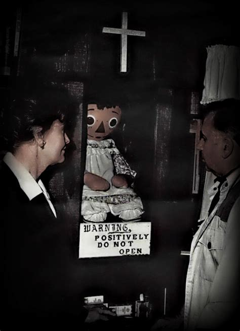 haunted doll annabelle annabelle the haunted raggedy doll unsolved mysteries in
