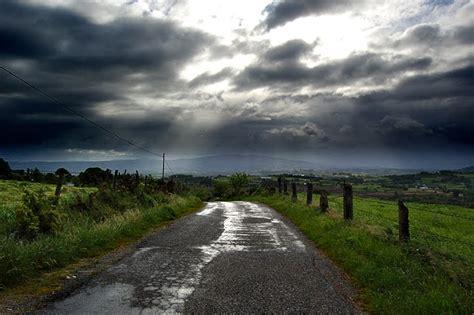 imagenes de invierno con lluvia alberto serrano 56 lluvia en el camino