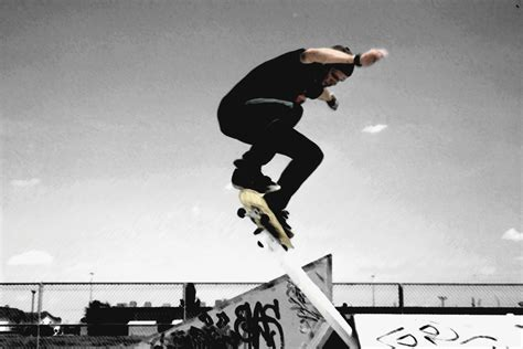 skateboard wallpaper black and white skateboarding wallpapers hd download