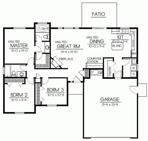 100 house floor plans maker best 25 rambler house 100 rambler house plans rambler two bedroom simple house