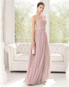 color palo de rosa traje de de tul sedoso encaje y pedrer 237 a color