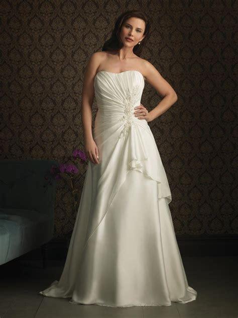 elegant plus size wedding dresses prlog