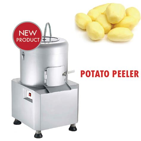 Mesin Pengupas Kentang Mentah Potato Peeler Pch 12102 vino primax