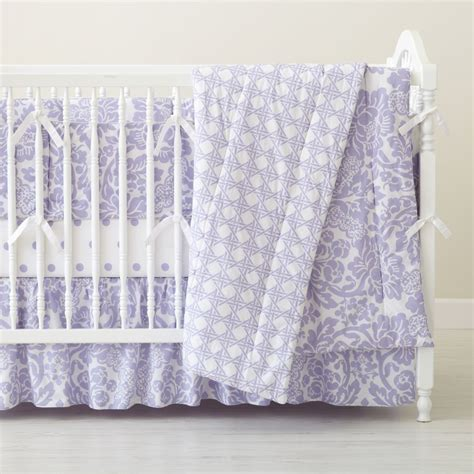 Lavendar Crib Bedding Purple Baby Bedding Totally Totally Bedrooms Bedroom Ideas