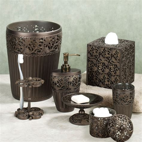 pictures of bathroom accessories marrakesh bath accessories by croscill