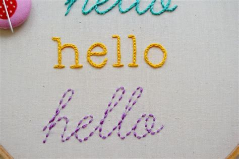 embroidery letters learn how to embroider letters on craftsy