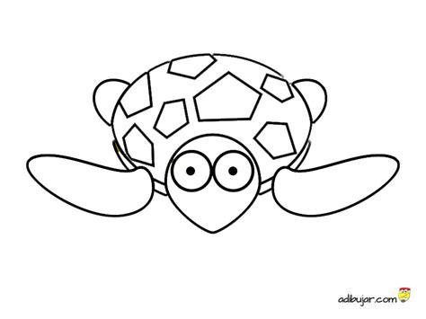 imagenes de tortugas faciles para dibujar dibujo tortuga para colorear awesome dibujo tortuga para