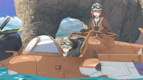 Pilots Love Song 2014 3d Anime Research Group Google
