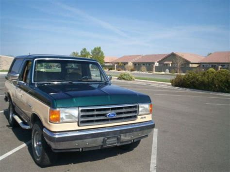 1991 ford bronco xlt for sale in havelock north carolina classified americanlisted com buy used 1991 ford bronco xlt low miles in reno nevada united states