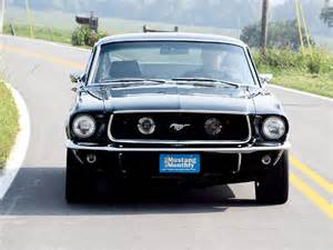 1968 ford mustang fastback 4 6 cobra mustang monthly