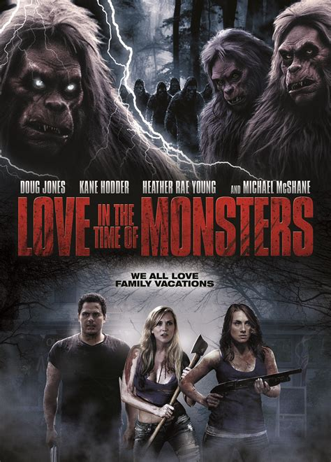 film comedy with green monster new horror comedy love in the time of monsters battles
