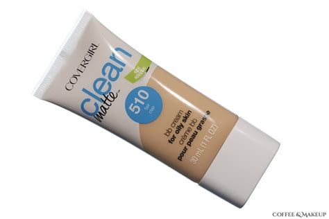 Covergirl Clean Matte Bb covergirl clean matte bb review coffee makeup