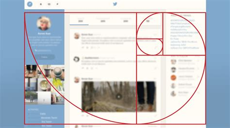 web layout golden ratio golden ratio and it s relation with web ui design