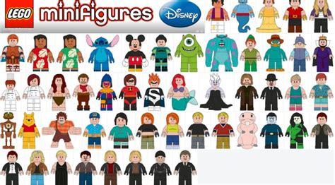 Nanoblock Tom And Jerry Stitch Mini Lego Brick Frozen 2016 collectible minifigure series disney characters