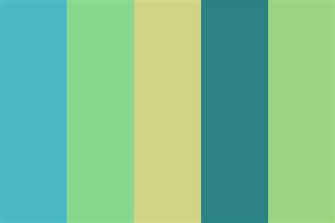 random colors not so random colors color palette